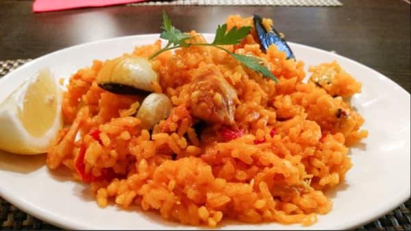 Sugerencia del chef - La Cueva Rusa, Madrid