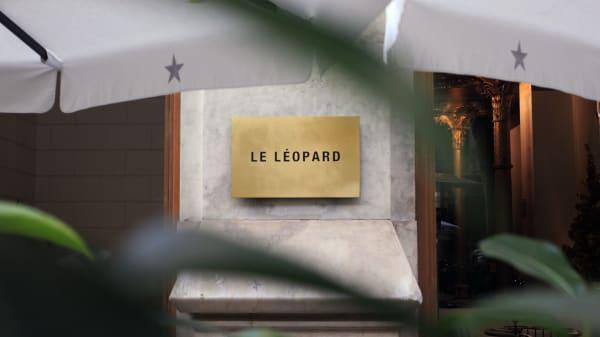 Entrada Le Léopard - Le Léopard at Darial, Barcelona