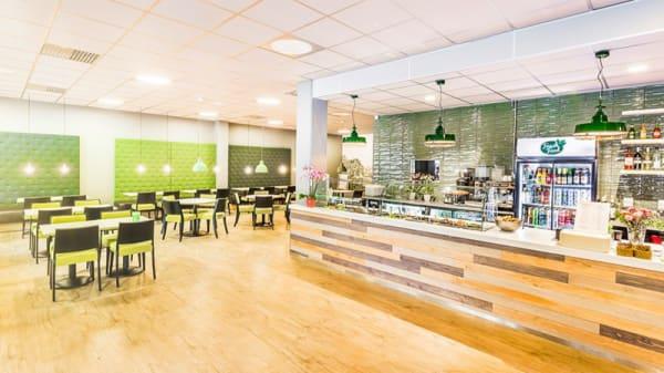 Dining hall - Fresh Food, Kumla