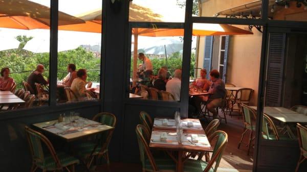 Restaurant - Maison Villemanzy, Lyon