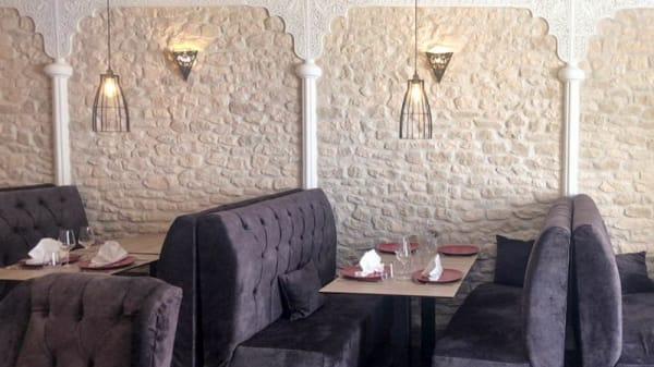 Vue de la salle - Diwan, Poitiers