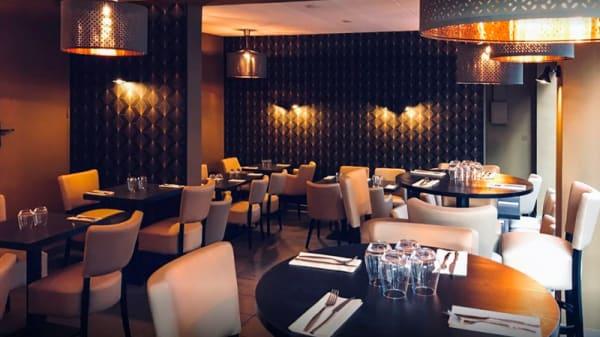 Salle du restaurant - Joubeil, Rouen