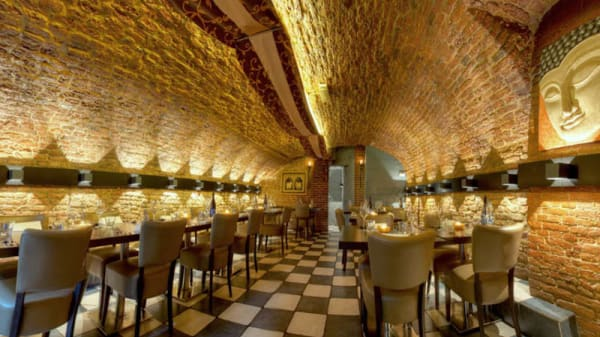 Het restaurant - Le Thai Cuisine, Deventer