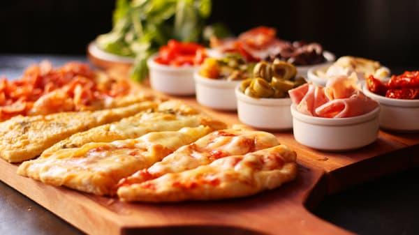 Sugerencia del chef - Almacen de Pizzas (Leloir), Udaondo