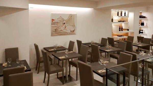 Vista sala - Bon Appetit, Napoli