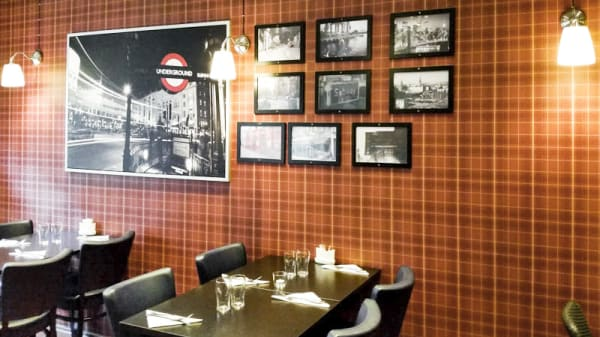 Dining room - Picasso Gastropub, Eskilstuna