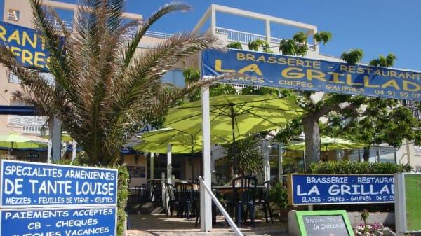 grillade - La Grillade, Marseille