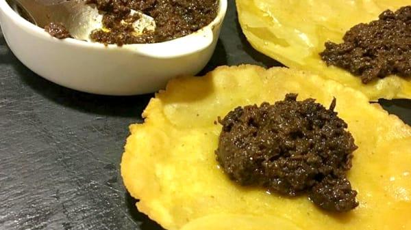 Sugerencia del chef - Casa Severa, Sobrefoz