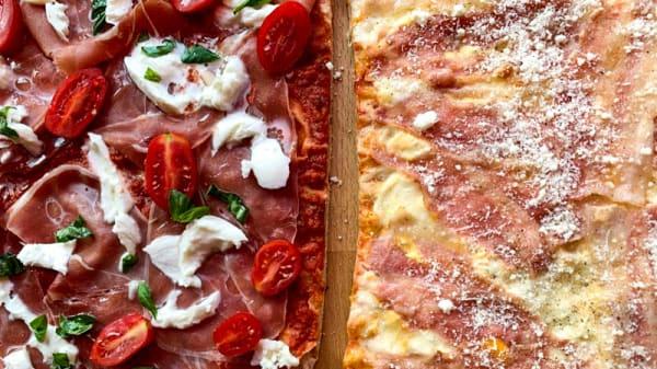 Sugerencia del chef - Pizza Corner, Barcelona
