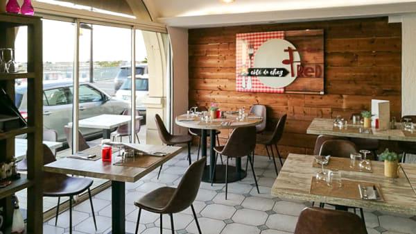 Restaurant - Du Côté de Chez Fred, Sète