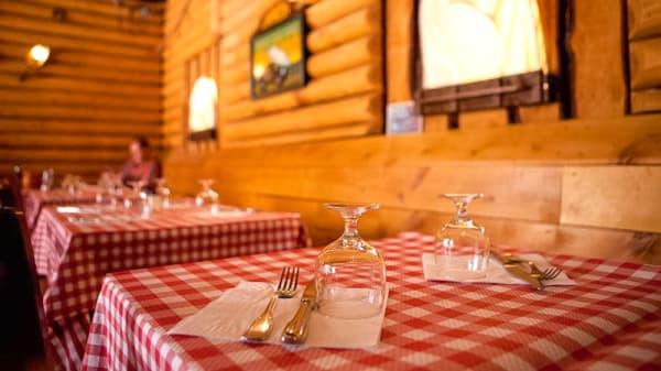 Salle du restaurant - Ontario, Grenoble
