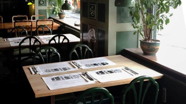 dining - Frederik VI, København