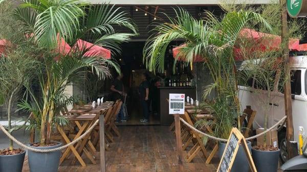Entrada - Timba Cozinha & Bar, São Paulo
