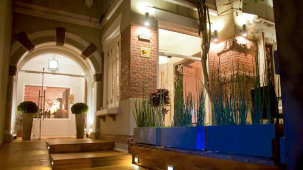 Entrada - Uruguay Natural Parrilla Gourmet, Montevideo