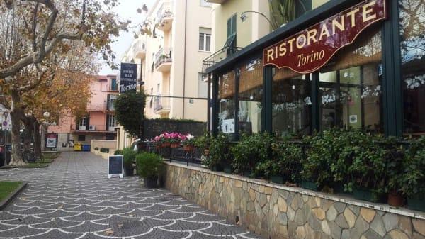 Entrata - Ristorante Torino, Albenga