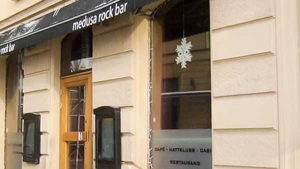 Entrance - Medusa by Lionbar, Stockholm