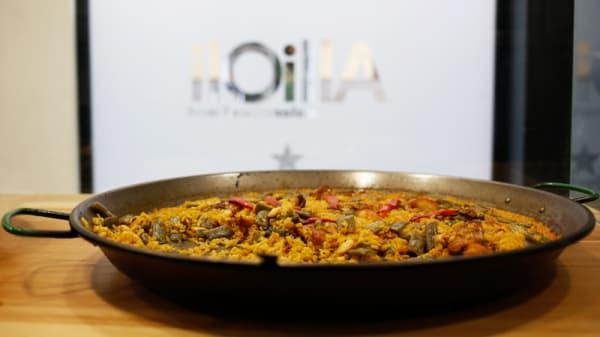 Paella - AlliOli Valencian Food, Madrid