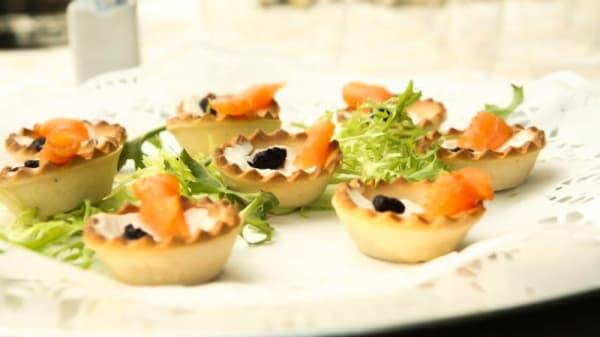 Sugerencia del chef - Río Tinto A Granxa, O Porriño