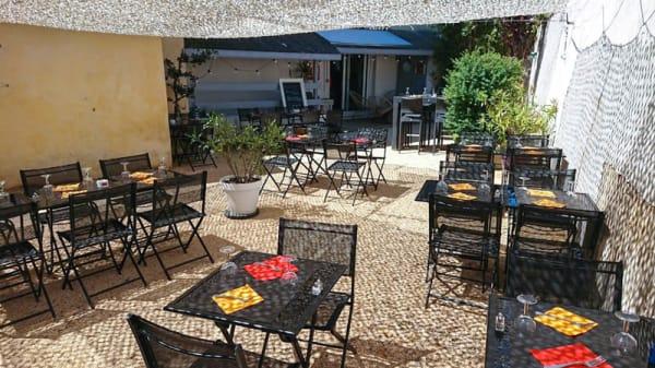 terrasse - Mon P'tit Bistro, Rillieux-la-Pape