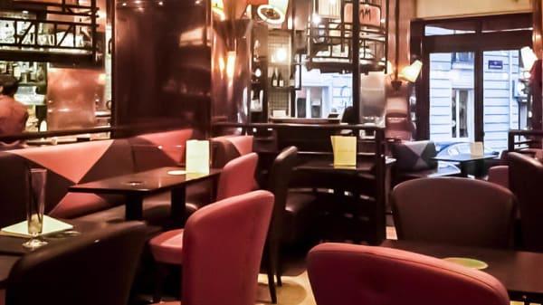 salle - Mm Café, Paris