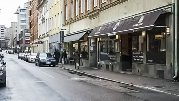street view - Bangkok Kitchen, Göteborg