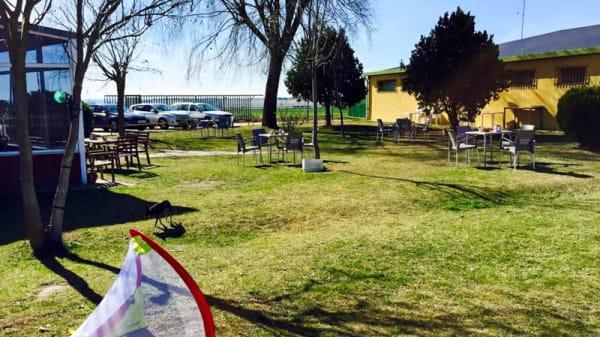 Terraza - Taberna del aviador, Matilla De Los Caños