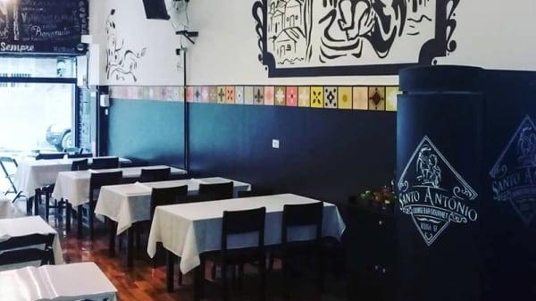 Sala - Santo Antônio Bar e Restaurante Gourmet, São Paulo