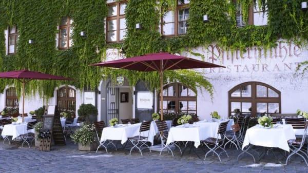 Terrasse - Pfistermühle, München