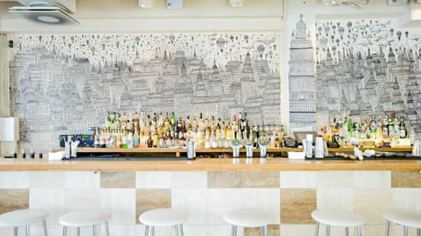 bar - Brasserie Godot, Stockholm