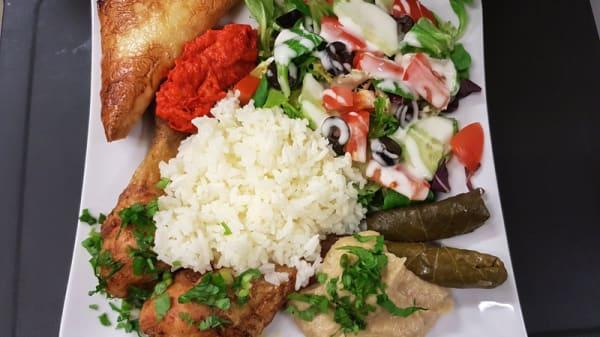 Suggestion de plat - Delices d'Arménie, Marseille