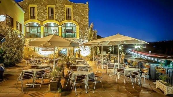 Entrada - Els Torrents, Castellgali