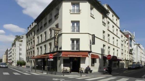 Devanture - L'Europe, Paris