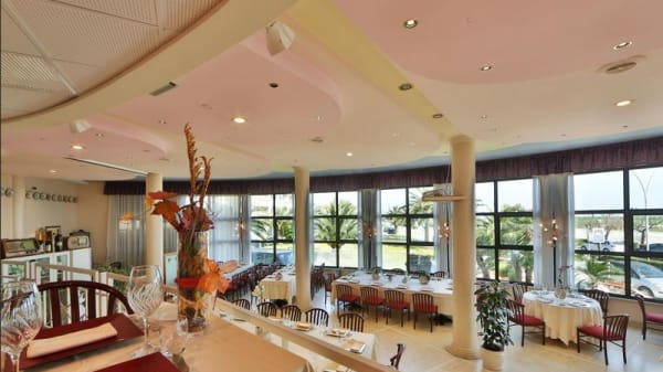 amplia sala.JPG - Ristorante Davide Hotel David Palace, Porto San Giorgio