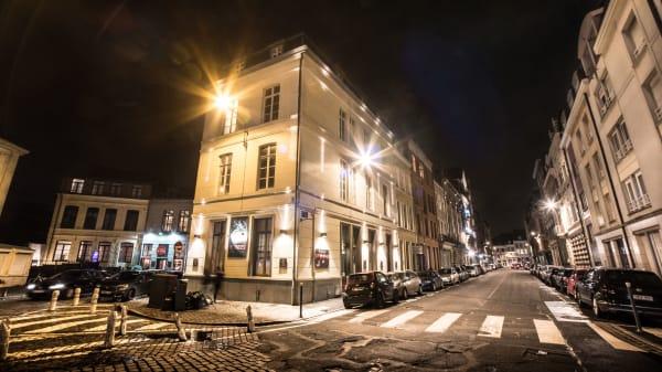 Facade AUX-INDES - Aux Indes, Lille