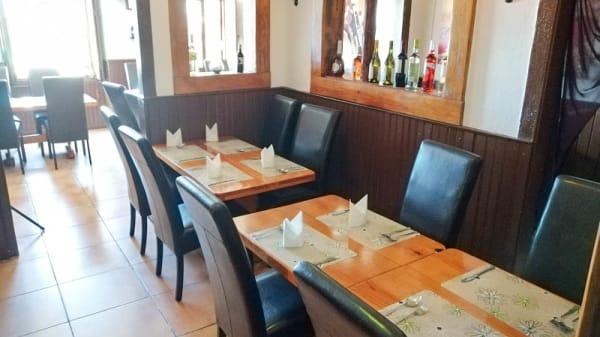 Vista da sala - Tasca David's Indian Tandoori Restaurant, Ferragudo