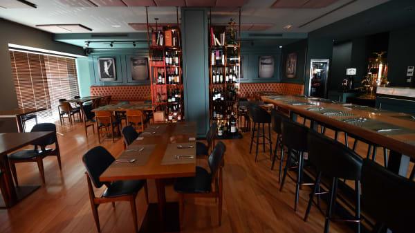 Vista do interior - Tapper  Fine Food and Special Drinks, Paços de Ferreira
