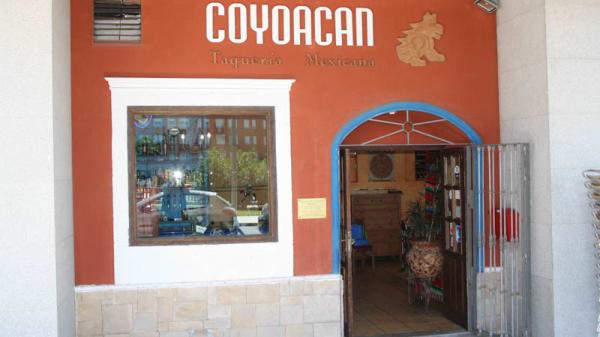 Vista fachada - Coyoacan, Las Rozas