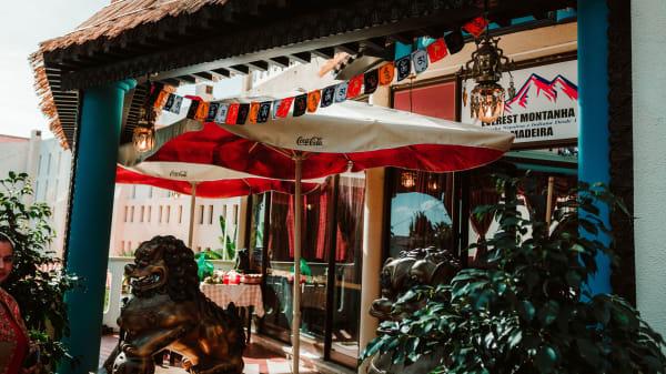 Entrada - Buddha Tandoori Restaurante, Madeira, Funchal
