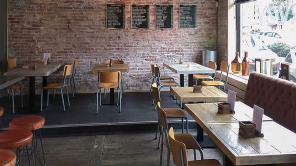 Restaurant - Harvey Kitchen & Bar, Maastricht