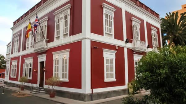 Vista fachada - Churchill, Las Palmas De Gran Canaria