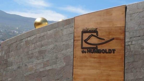 Mirador de Humboldt - Mirador de Humboldt, La Orotava