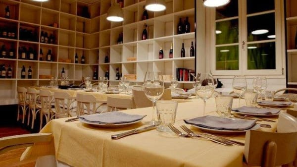 Sala interna - The Club House, Firenze