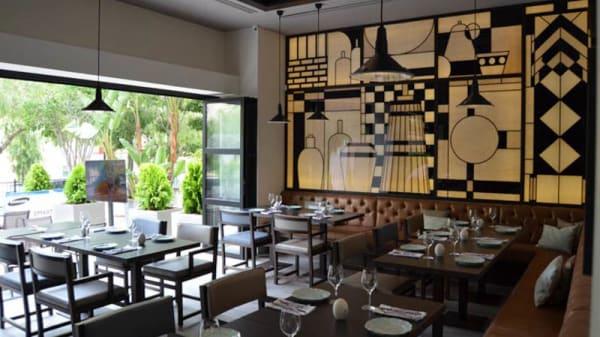 Vista sala - Paella's y Más, Marbella