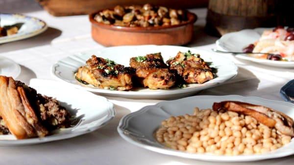 Sugerencia del chef - Ca l'Andorrà, Castellfullit del Boix