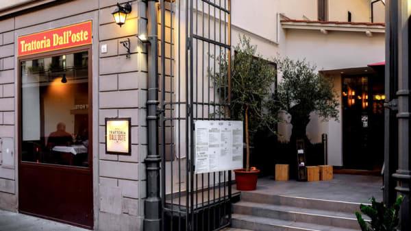 Trattoria Dall'Oste - Trattoria dall'Oste - Bisteccheria Toscana, Firenze