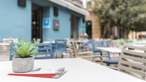 Exterior - El Disparate, Seville