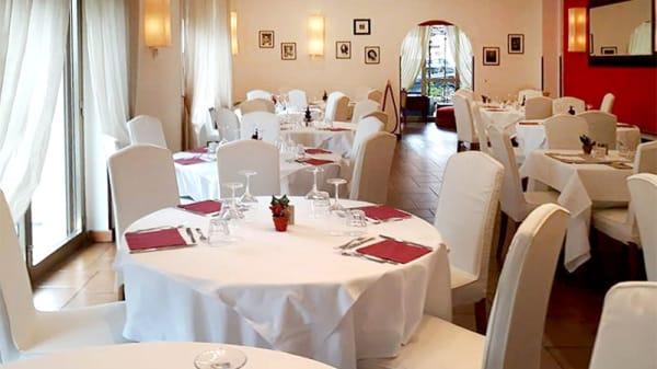 Vista della sala - Casa Rossa, Montecatini Terme