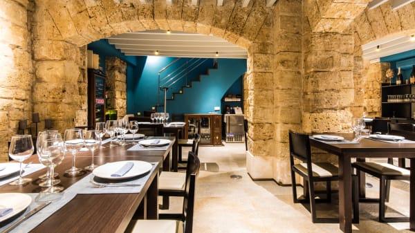 Vista del interior - Daruma Cort, Palma de Mallorca