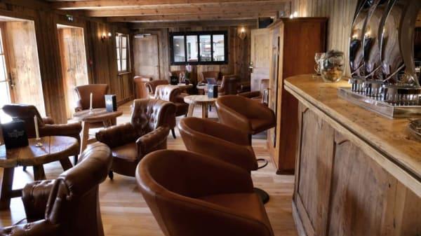 Vue de la salle - Le Lounge du Tillau, Verrières-de-Joux