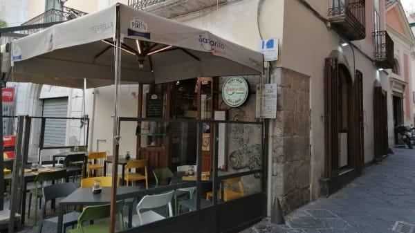 Saporito, Salerno